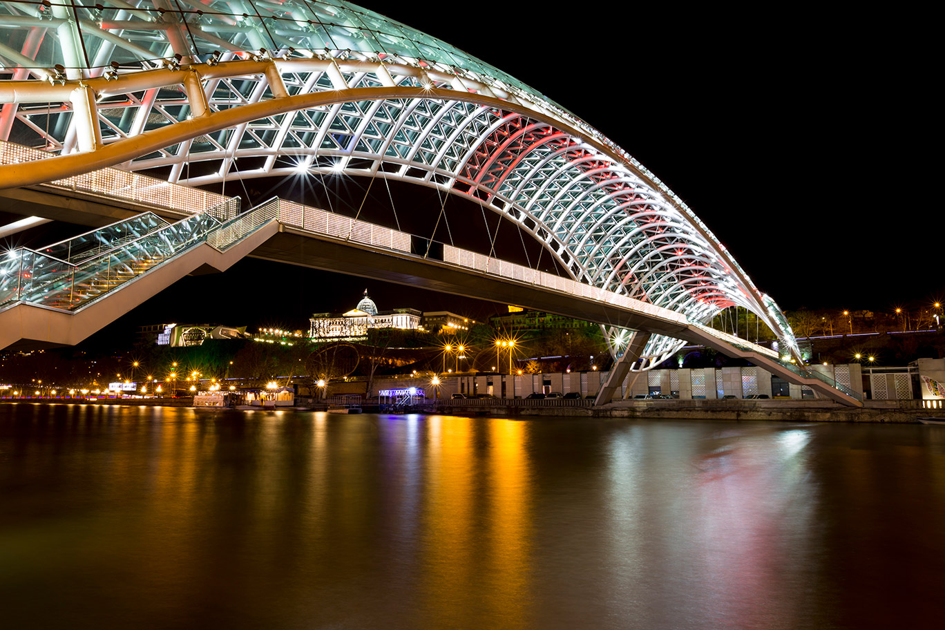 the-bridge-of-peace-tbilisi