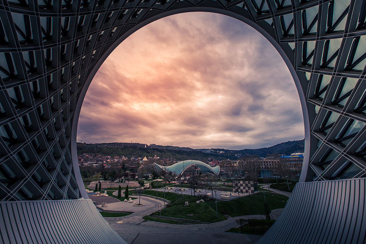 the-bridge-of-peace-tiflis