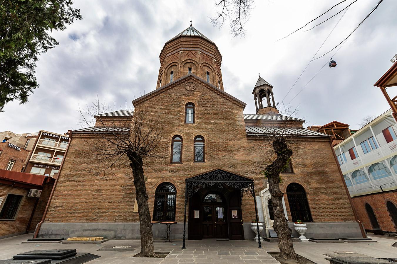 tiflis-kiliseleri